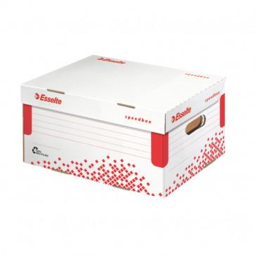 Cutie pentru arhivare, cu capac, 252 x 193 x 355mm, ESSELTE Speedbox