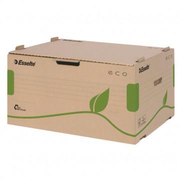 Container pentru arhivare pentru cutii 8/10 cm, cu deschidere frontala, 439 x 259 x 340mm, ESSELTE eco