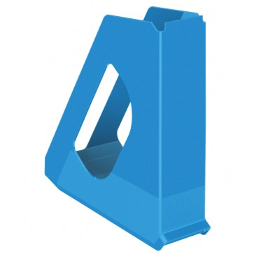 Suport vertical, albastru, ESSELTE Europost VIVIDA