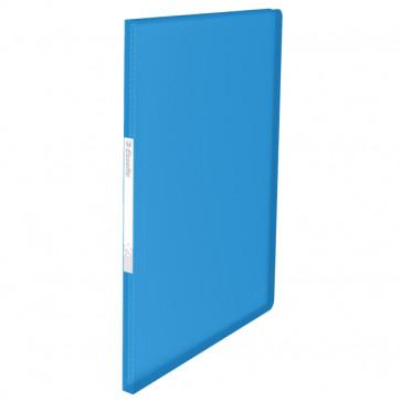 Mapa de prezentare, 20 de folii din plastic, albastru, ESSELTE Vivida