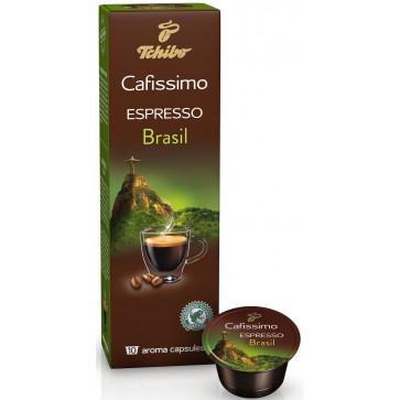 Capsule cafea, 10 capsulecutie, Espresso, TCHIBO Cafissimo Brasil Beleza