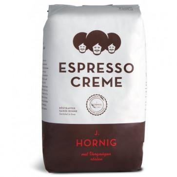 Cafea boabe, 500gr, J. HORNIG Espresso Creme