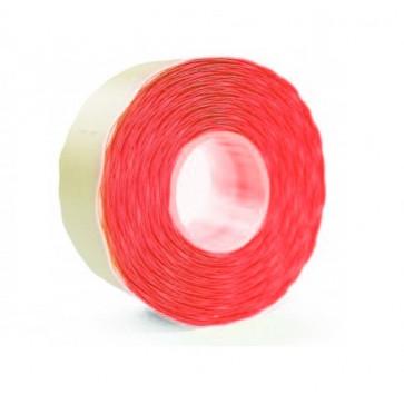 Etichete autoadezive pt. marcatoare, 26 x 12mm, 1500 eticheterola, rosu fluorescent, PRIX