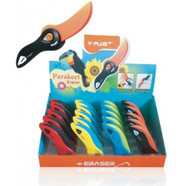 Radiera cu suport, PIGNA Parakeet Y-Plus+