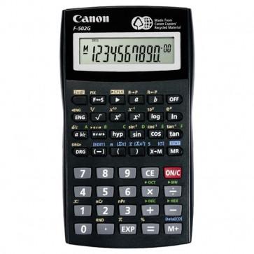 Calculator stiintific, CANON F-502G