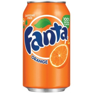 Bautura racoritoare, 330ml, FANTA Orange