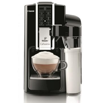 Aparat de cafea, 1.0L, negru, 15 bar, Espressor Tchibo Cafissimo Latte