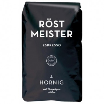 Cafea boabe, 1000gr, J. HORNIG Röstmeister Espresso