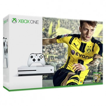 Consola Xbox One S 1 TB + FIFA 17 (Cod Download)