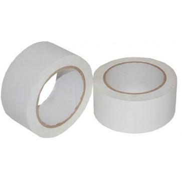 Banda adeziva de marcare, solvent, PVC, 50mm x 33m, alb, VIBAC