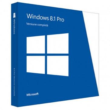 Sistem de operare MICROSOFT WINDOWS 8.1 Pro FPP, Romana, 32/64bit, DVD