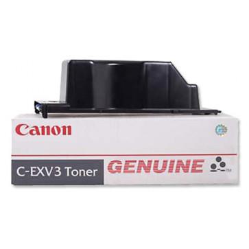 Toner, black, CANON C-EXV3