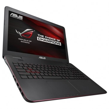 "Laptop, Intel Core i7-4710HQ pana la 3.5GHz, 15.6"" Full HD, 16GB, 256GB, nVIDIA GeForce GTX 860M 4GB GDDR5, Free Dos, ASUS ROG G551JM-CN113D"