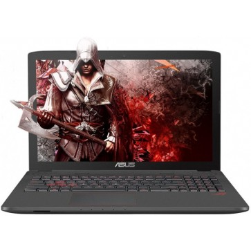 "Laptop ASUS ROG GL752VW, 17.3"" FHD, Intel® Core™ i7-6700HQ pana la 3.50 GHz, 32GB DDR4, 2TB + 128GB SSD, GeForce GTX 960M 4GB, FreeDos, Black-Grey"