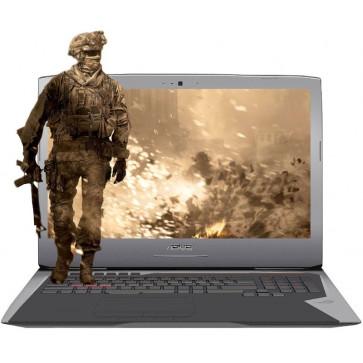 Laptop ASUS ROG G752VT, 17.3'' FHD, Procesor Intel® Core™ i7-6700HQ pana la 3.50 GHz, 16GB DDR4, 1TB + 128GB SSD, GeForce GTX 970M 3GB, Windows 10 Home
