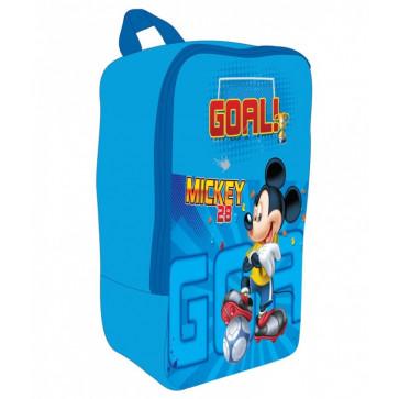 Geanta pentru pantofi, albastru, PIGNA Mickey Mouse