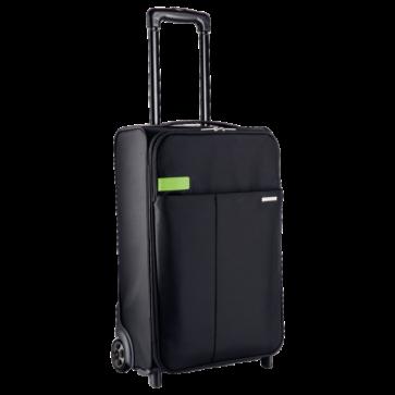 Geanta de mana cu 2 rotile, negru, LEITZ Smart Traveller