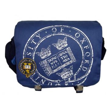 Geanta de umar pentru laptop, albastru, PIGNA Oxford