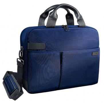Geanta pentru Laptop 13,3, albastru-violet, LEITZ Smart Traveller