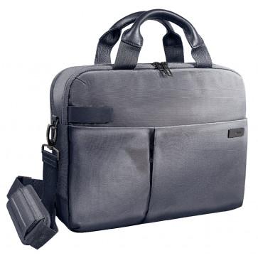 Geanta pentru Laptop 13,3, argintiu, LEITZ Smart Traveller