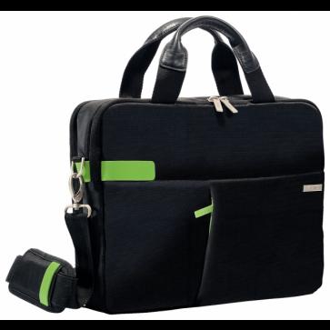 """Geanta pentru Laptop 13,3"""", negru, LEITZ Smart Traveller"""