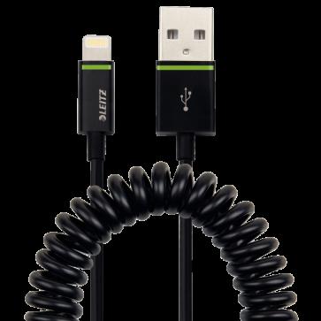 Cablu de date - USB, 1m, LEITZ Complete Lightning