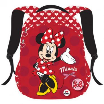 Ghiozdan, clasa 0, rosu, PIGNA Minnie Mouse