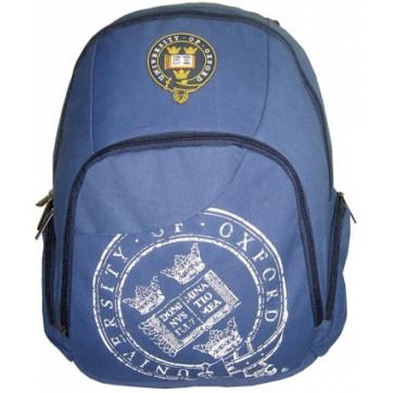 Ghiozdan pentru laptop, albastru, PIGNA Oxford