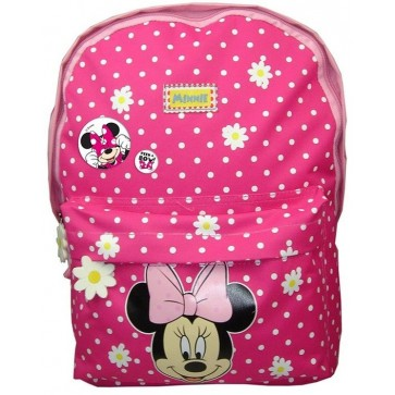 Ghiozdan, gradinita, simplu, roz, PIGNA Minnie Mouse