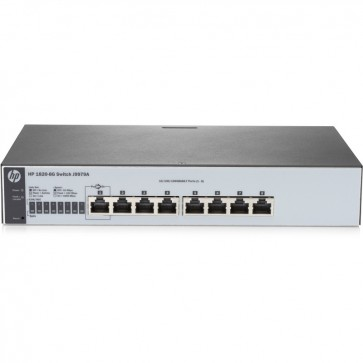 Switch HP Gigabit 1820-8G Web Managed