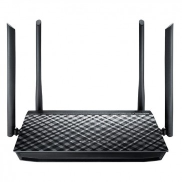 Router wireless ASUS Gigabit RT-AC1200G+ Dual-Band