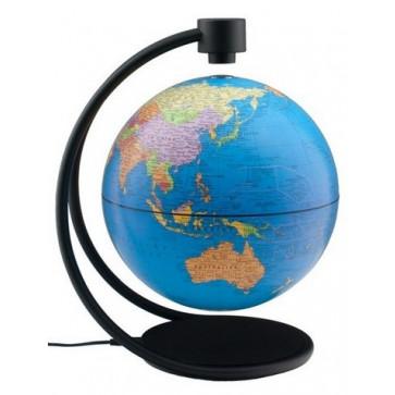 Glob magnetic, Lumea politica, diametru 20cm, STIEFEL