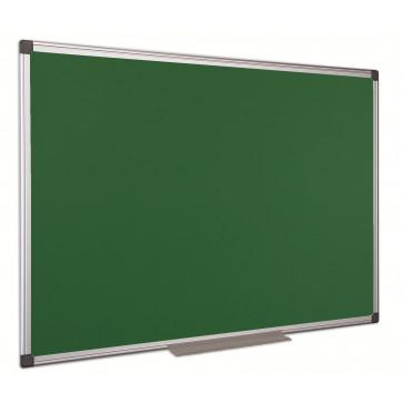 Tabla pentru creta, verde, rama din aluminiu, 400 x 120cm, BI-OFFICE