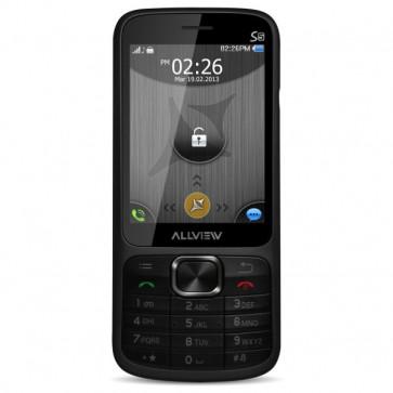 "Telefon mobil Dual Sim, 2.8"", 2MP, Micro SD, Bluetooth, Negru, ALLVIEW S5 Simply"