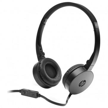Casti, 3.5mm, negru, HP H2800