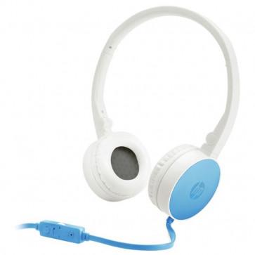 Casti, 3.5mm, albastru, HP H2800