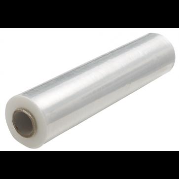 Folie stretch pentru uz manual, 1.7kg, 23 mic., transparent, HIPAC