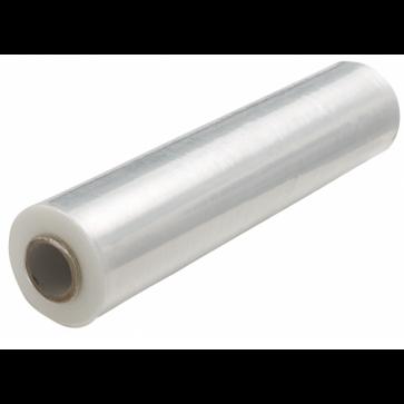 Folie stretch pentru uz manual, 1.0kg, 12 mic., transparent, HIPAC K555 RIGID