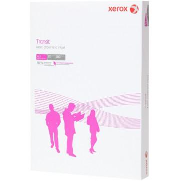 Hartie alba A3, 80 g/mp, 500 coli/top, XEROX Transit