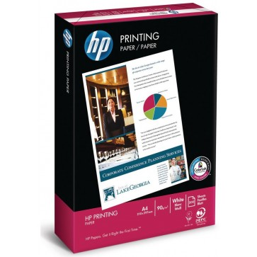 Hartie A4, 80 g/mp, 500 coli/top, HP PRINTING