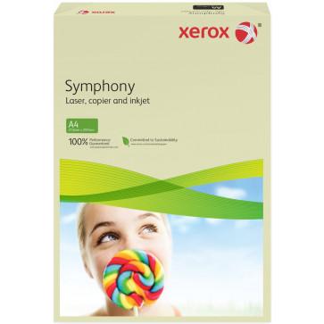 Hartie colorata A4, culoarea fildesului, 160 g/mp, 250 coli, XEROX Symphony