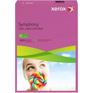 Hartie colorata A4, fuchsia, 80 g/mp, 500 coli, XEROX Symphony