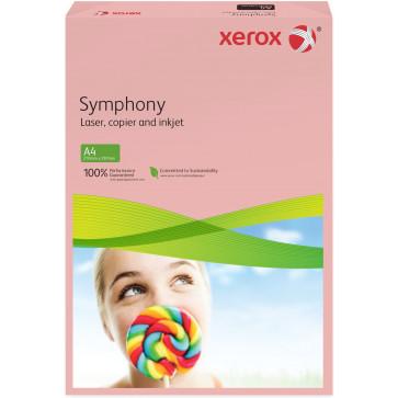 Hartie colorata A4, roz deschis, 80 g/mp, 500 coli, XEROX Symphony