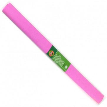 Hartie creponata 200 x 50cm, nr. 03, roz, KOH-I-NOOR
