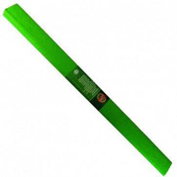 Hartie creponata 200 x 50cm, nr. 17, verde deschis, KOH-I-NOOR