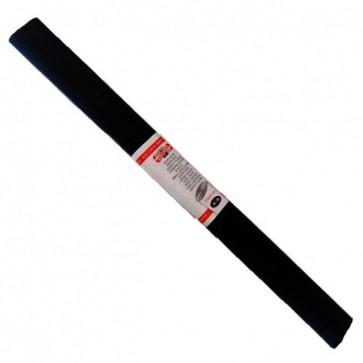 Hartie creponata 200 x 50cm, nr. 24, negru, KOH-I-NOOR