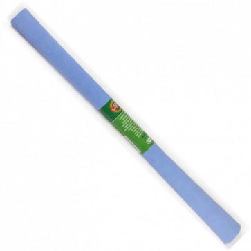 Hartie creponata 200 x 50cm, nr. 25, bleu deschis, KOH-I-NOOR