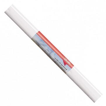 Hartie creponata, alb, 50 x 250cm, HERLITZ