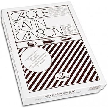 Hartie de calc, A4, 90-95 g/mp, 500 coli/top, CANSON