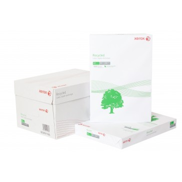 Hartie reciclata A3, 80 g/mp, 500 coli/top, XEROX Recycled